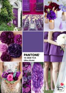 Pantone Creative Wedding Anna Pugliese