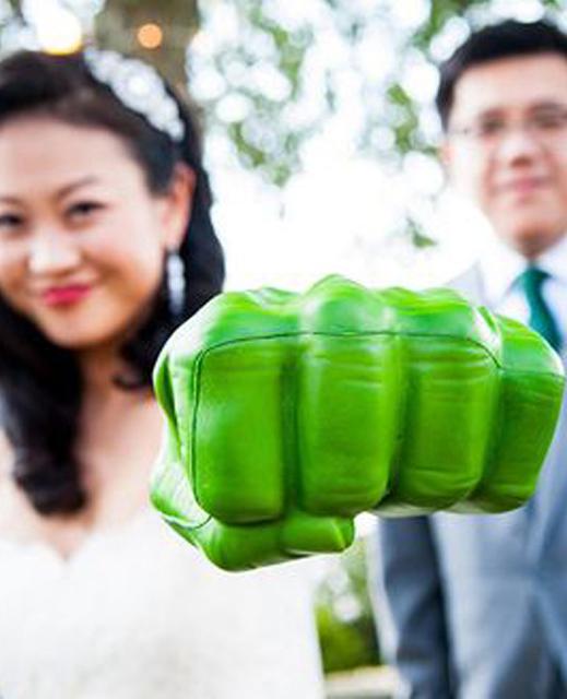 Matrimonio Tema Marvel : Sposa hulk matrimonio tema supereroi marvel creative wedding roma