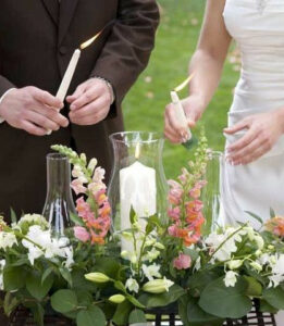 cerimonia della luce matrimonio