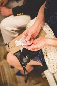 cerimonia simbolica dello scambio degli anelli matirmonio